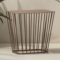 Cb2 Wire Side Table