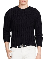 Polo Ralph Lauren Wool Cashmere Crewneck Sweater Bloomingdale's Exclusive