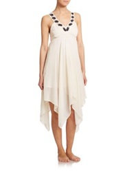 Ondademar Nyepi Dress White