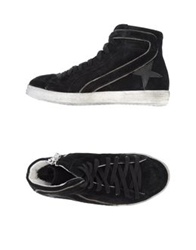 Stele High Tops And Trainers Black