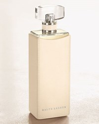 Ralph Lauren Rl Collection White Leather Case For 100 Ml C00