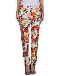 Moschino Casual Pants Ivory