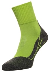 Falke Tk 2 Short Cool Sports Socks Lime Neon Green