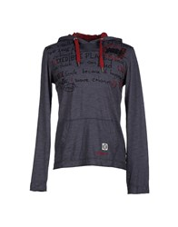 Desigual Topwear Sweatshirts Men Lead