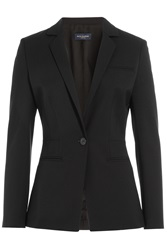 Piazza Sempione Virgin Wool Blazer Black