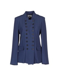 Dinou By Joaquim Jofre' Suits And Jackets Blazers Women Dark Blue