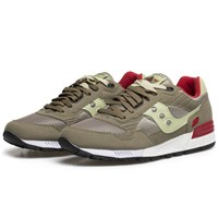Saucony Olive Green Shadow 5000 Sneakers