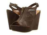 Not Rated Forrest Tan Women's Wedge Shoes