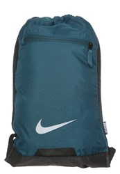 Nike Performance Alpha Sports Bag Midnight Turquoise Black Wolf Grey Blue