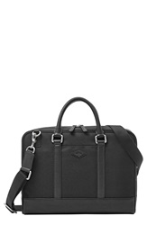 Fossil 'Robert' Briefcase Black