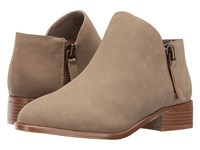 Lfl By Lust For Life Anchor Taupe Women's Zip Boots