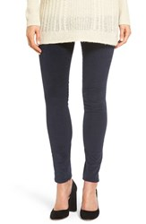 Jag Jeans Women's 'Nora' Pull On Stretch Skinny Corduroy Pants Midnight