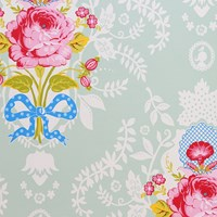 Pip Studio Shabby Chic Wallpaper 313004 Green
