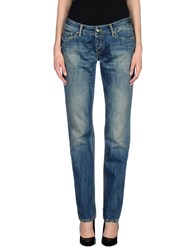 Blauer Denim Denim Trousers Women Blue