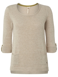 White Stuff Barnie Jumper Natural