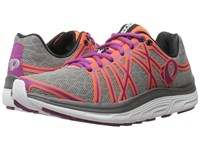 Pearl Izumi Em Road M 3 V2 Smoked Clementine Women's Running Shoes Gray