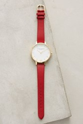 Anthropologie Isleworth Watch Gold