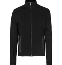 Bogner Stretch Jersey Mid Layer Jacket Black