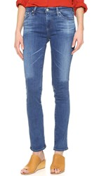 Ag Jeans The Harper Essential Straight Leg Jeans 10 Years Liberation