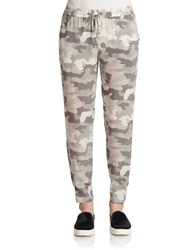Dkny Pure Camo Print Pull On Pants