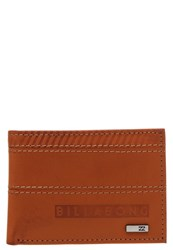 Billabong Vacant Wallet Antique Light Brown