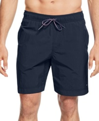 Tommy Hilfiger Core The Tommy Swim Trunks Peacoat
