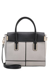 Lydc London Handbag Grey Black