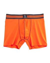 Psycho Bunny Performance Boxer Briefs Hazard Orange