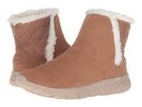 Skechers On The Go Cozies Chestnut Women's Pull On Boots Brown