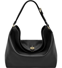 Mulberry Tessie Hobo Bag Black