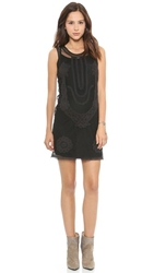 Candela Elle Mini Dress Black