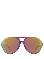 Linda Farrow Philip Lim Gradient Mask Sunglasses