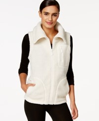 Styleandco. Style And Co. Sport Faux Fur Vest Only At Macy's Winter White
