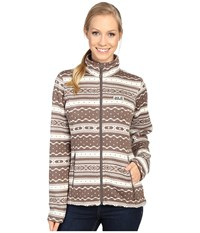 Jack Wolfskin Shackleton Siltstone All Over Women's Clothing Multi