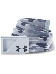 Under Armour Range Webbing Belt White