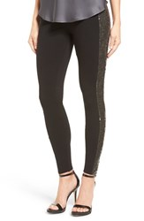 Nordstrom Women's Sequin Sides Leggings