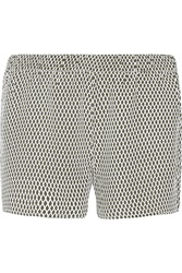 Equipment Landis Printed Washed Silk Shorts