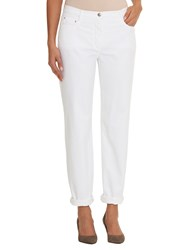 Betty Barclay Five Pocket Perfect Body Jeans White