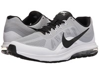 Nike Air Max Dynasty 2 Wolf Grey White White Black Men's Running Shoes Gray