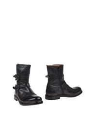 Moma Ankle Boots Dark Brown
