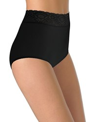 Bali Lacy Skamp Brief Black