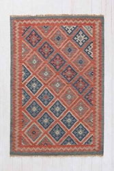 Woven Diamond Rug Urban Outfitters