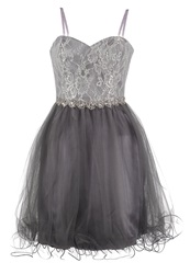 Laona Cocktail Dress Party Dress Light Beige Frost Grey Off White