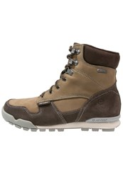 Hi Tec Hitec Sierra Tarma I Wp Walking Boots Brown Cool Grey