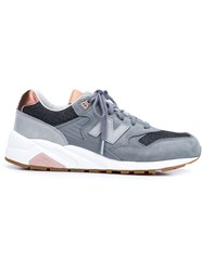 New Balance Lace Up Sneakers Grey