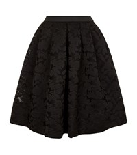 Sandro Janice Skater Skirt Female Black