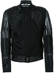 Ann Demeulemeester Lightweight Jacket Black