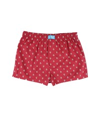 Original Penguin Woven Boxer Biking Red Men's Underwear