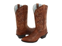 Ariat Western Heritage Russet Rebel Cowboy Boots Brown