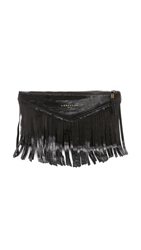 Liebeskind Carol Cross Body Clutch Black